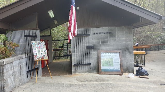 Anna Ruby Falls Visitor Center & Gift Shop