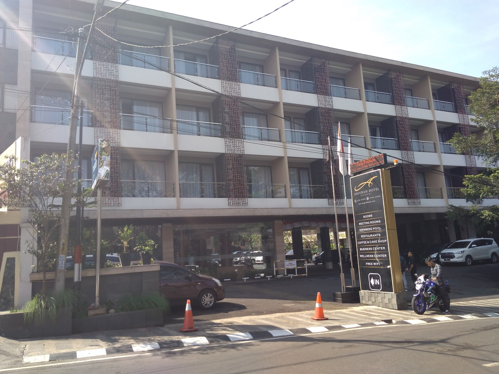 Anugrah Hotel Fresh Hotel Around Guides