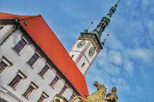 Arion Fountain, Olomouc, Czech Republic