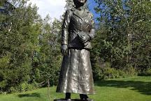 Emily Murphy Park, Edmonton, Canada