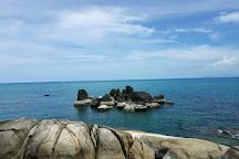 Grandfather's Grandmother's Rocks - Hin Ta Hin Yai, Ko Samui, Thailand