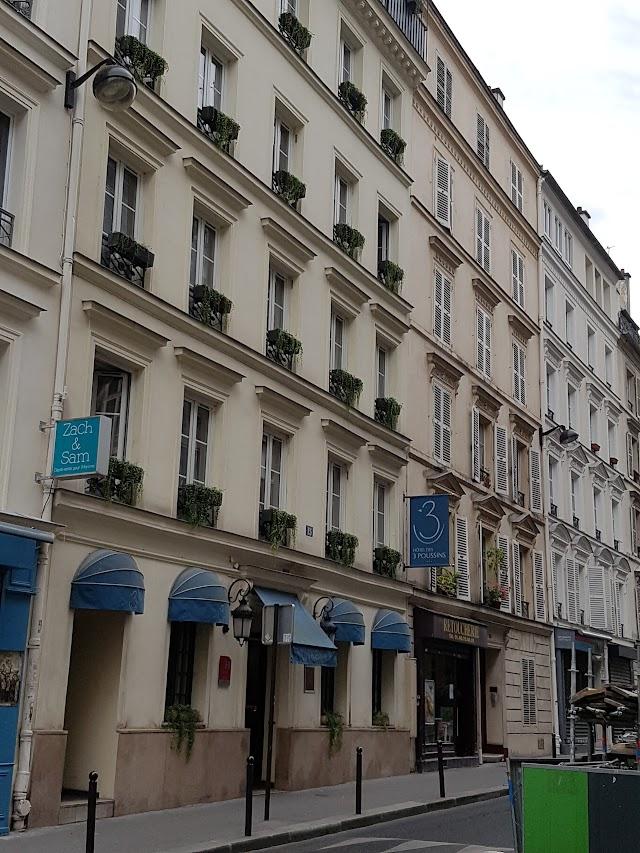 Hôtel Résidence des 3 Poussins