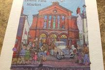 Lewes Flea Market, Lewes, United Kingdom