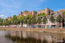 Chateau de Bouillon, Bouillon, Belgium