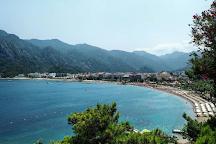 Icmeler Beach, Icmeler, Turkey