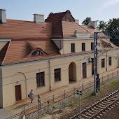 Железнодорожная станция  Modlin Lotnisko