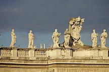 Sistine Chapel, Vatican City, Italy