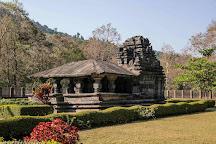 Tambadi Surla Mahadev Temple, Sanguem, India