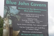 Blue John Cavern, Castleton, United Kingdom