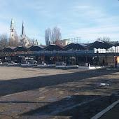 Автобусная станция   Szczecin