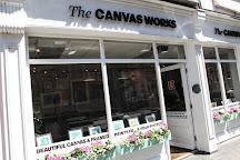 The Canvas Works, Kinsale, Ireland