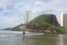 Praia da Enseada, Ubatuba, Brazil