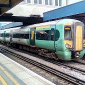 Железнодорожная станция  Southampton Central