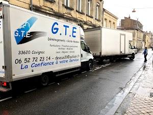 G.T.E Déménagements