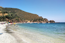 Kalamos Beach, Agii Apostoloi, Greece