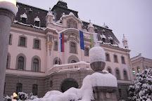Universita di Lubiana, Ljubljana, Slovenia