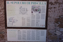 Sepolcro di Priscilla, Rome, Italy