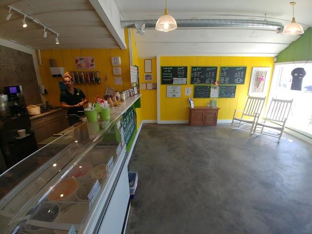 Old Greenhouse Ice Cream Shop