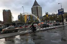 Blaak Markt, Rotterdam, The Netherlands
