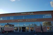 Rindermarkthalle, Hamburg, Germany