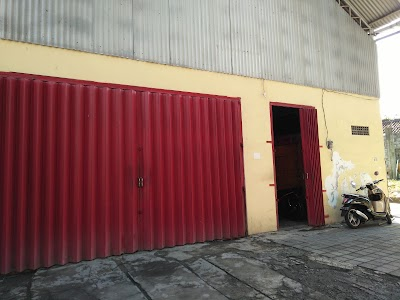 Gudang Logistik UTD PMI Provinsi Bali