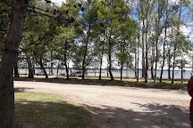 Lago Parque la Salada, Pedro Luro, Argentina