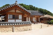 Yangdong Folk Village, Gyeongju, South Korea
