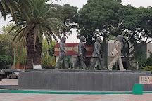 Monument Abbey Road NW8 The Beatles, Tlalnepantla, Mexico