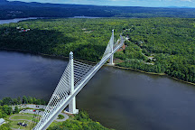 Penobscot Narrows Bridge and Observatory, Prospect, United States