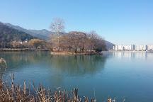 Suseongmot Lake, Daegu, South Korea