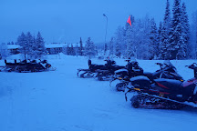 Scandinavian Adventures, Akaslompolo, Finland