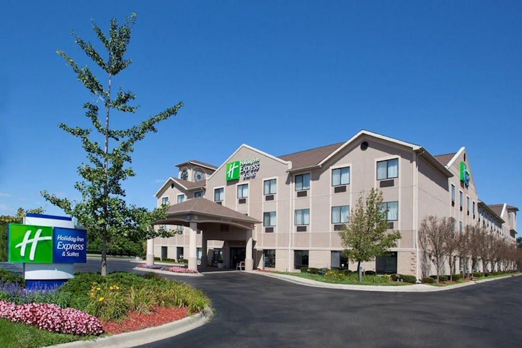 Holiday Inn Express and Suites Belleville Airport Area
