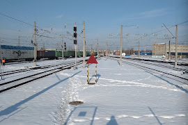 Железнодорожная станция  St Petersburg Ladogskii