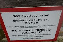 Barmouth Bridge, Barmouth, United Kingdom