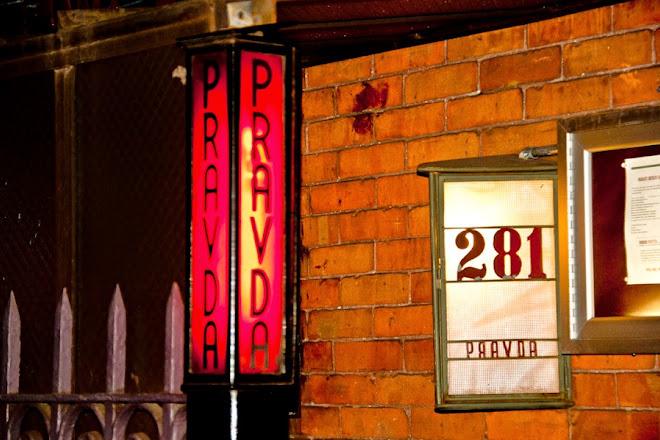Pravda, New York City, United States