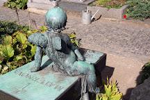 Vysehrad Cemetery, Prague, Czech Republic