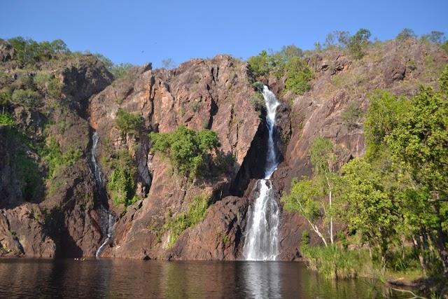 Wangi Falls Litchfield National Park N.T