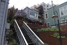 Greenwich Steps, San Francisco, United States
