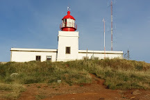 Ponta do Pargo Lighthouse, Ponta do Pargo, Portugal