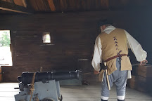 Fort Western, Augusta, United States