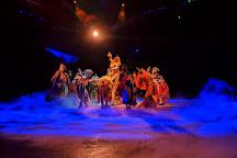 Festival of the Lion King, Orlando, United States