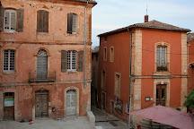 La Compagnie des Ocres, Roussillon, France