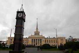 Железнодорожная станция  Petrozavodsk Pass