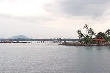 Parai Tenggiri Beach, Bangka Island, Indonesia