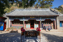 Wuliang Taoist Temple, Anshan, China