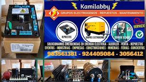 Grupos Electrógenos y Repuestos Avr Kamilabby Sac 4