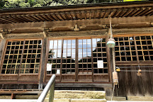 Rokusho Shrine, Bungotakada, Japan