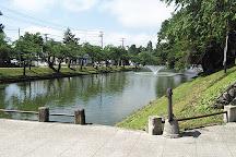Shinjo Castle Ruins, Shinjo, Japan