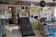 Sun ray solar museum, Hubli-Dharwad, India