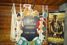 Fort William Henry Museum, Lake George, United States